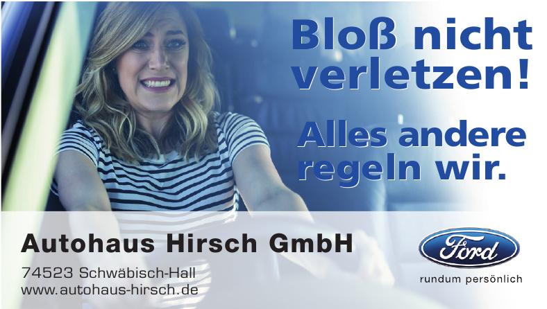 Autohaus Hirsch GmbH