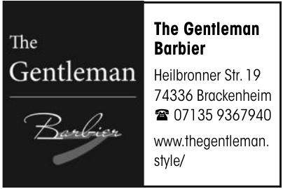 The Gentleman Barbier