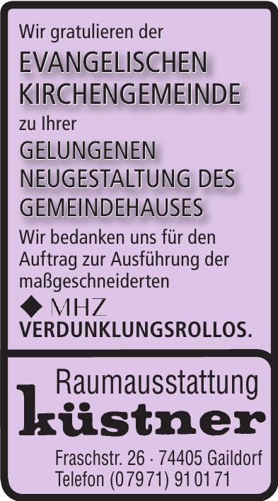 Raumausstattung Küstner
