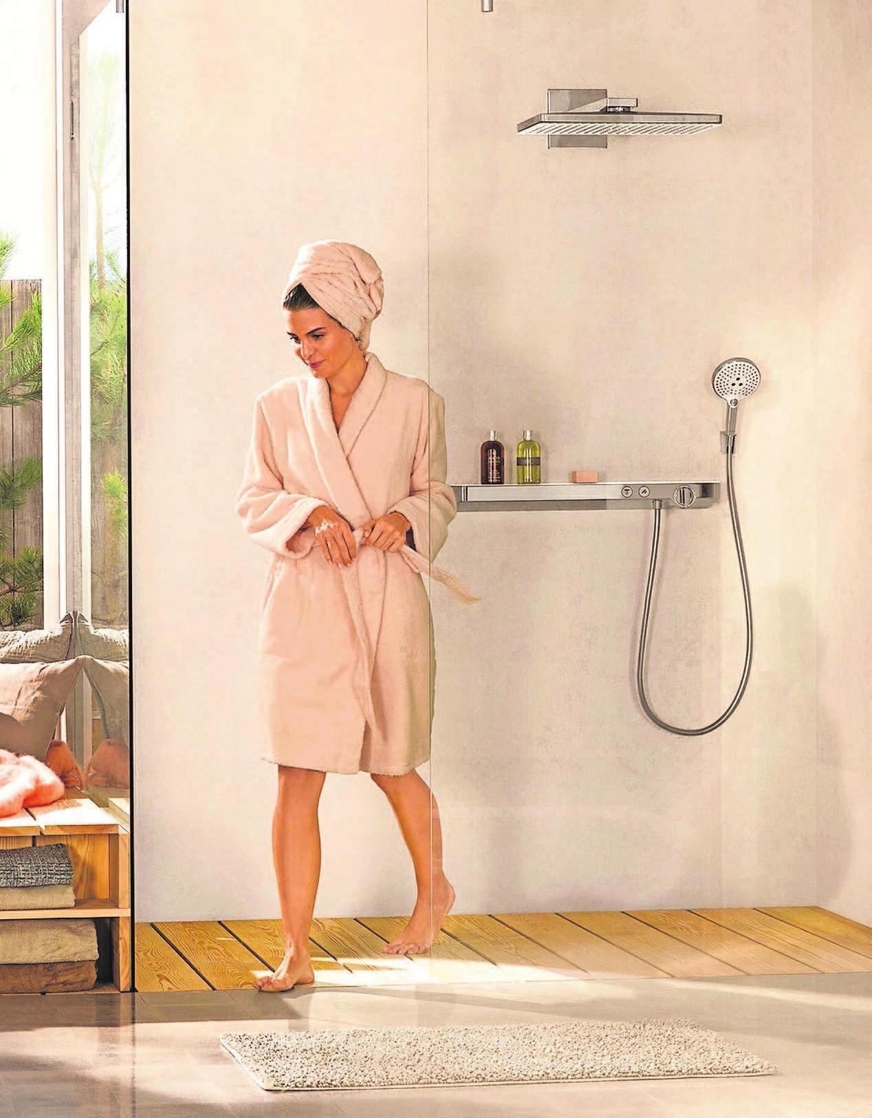Die neu entwickelten Duschbakinen bieten Menschen aller Altersgruppen größtmöglichen Komfort. Auch sind die barrierefreien Duschen nicht wirklich eine Frage des Alters, sondern vielmehr auch eine Frage der Ästhetik und des Designs.