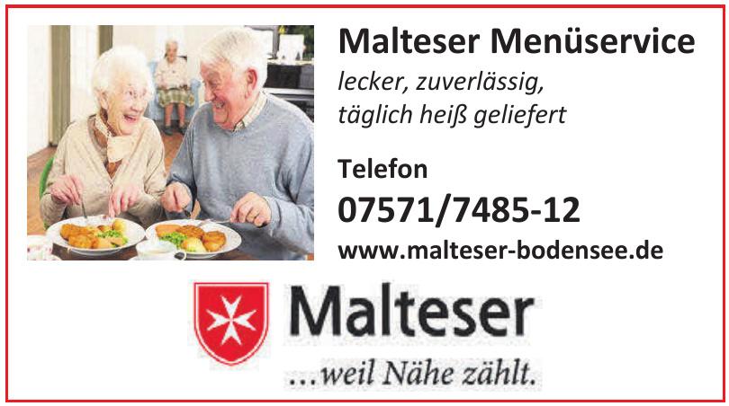 Malteser Menüservice