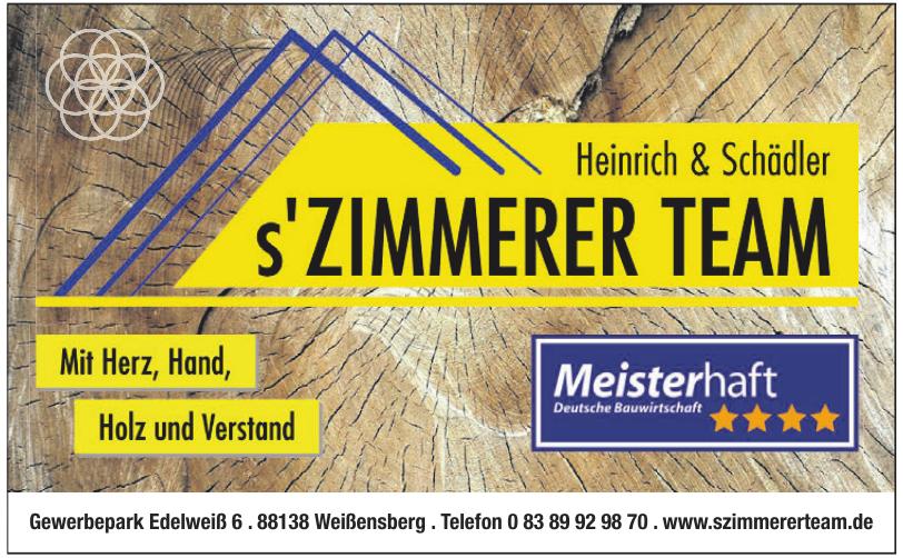 S´Zimmerer Team GmbH