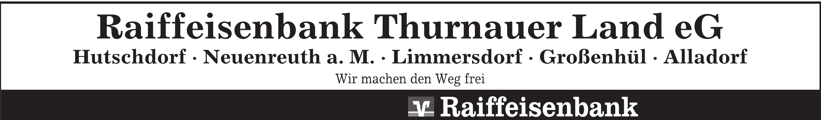 Raiffeisenbank Thurnauer Land eG