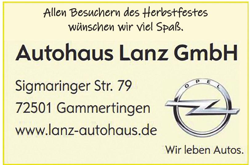 Autohaus Lanz GmbH