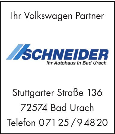 Autohaus Schneider GmbH