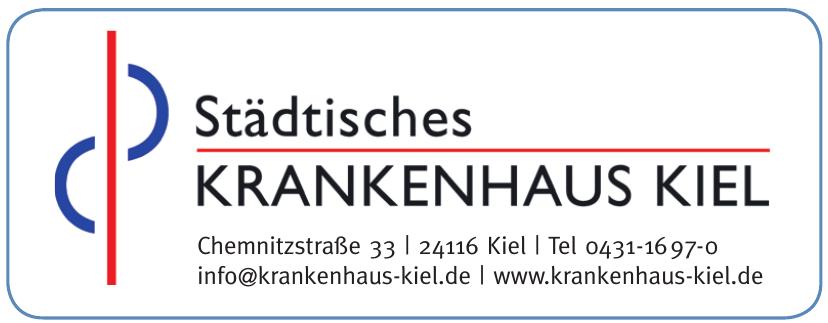 Städtisches Krankenhaus Kiel GmbH