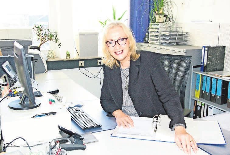 Birgit Winkler ist seit mehr als 30 Jahren in ihrem Metier tätig.