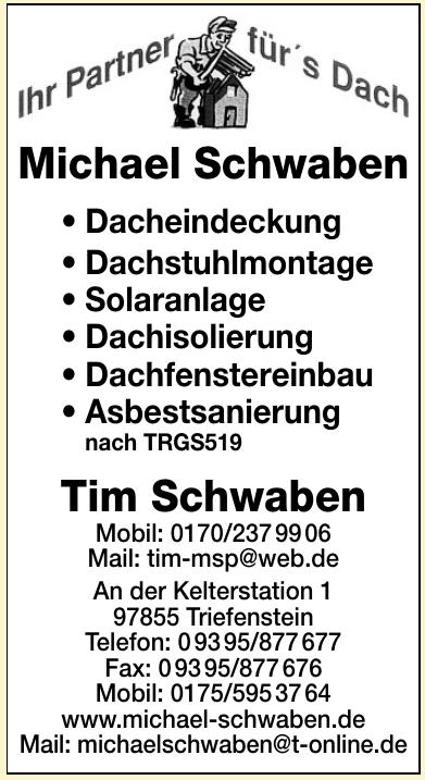Michael & Tim Schwaben
