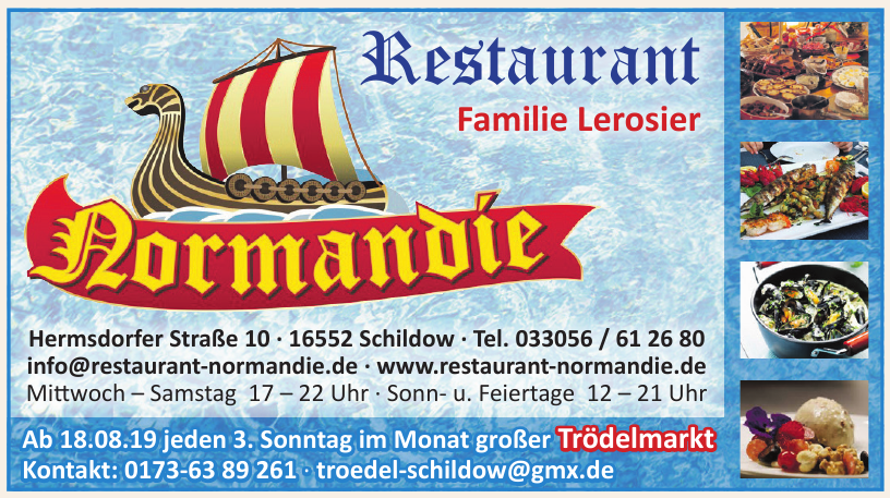Restaurant Normandie