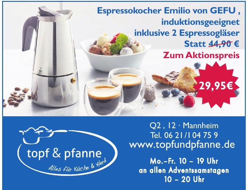 Topf & Pfanne
