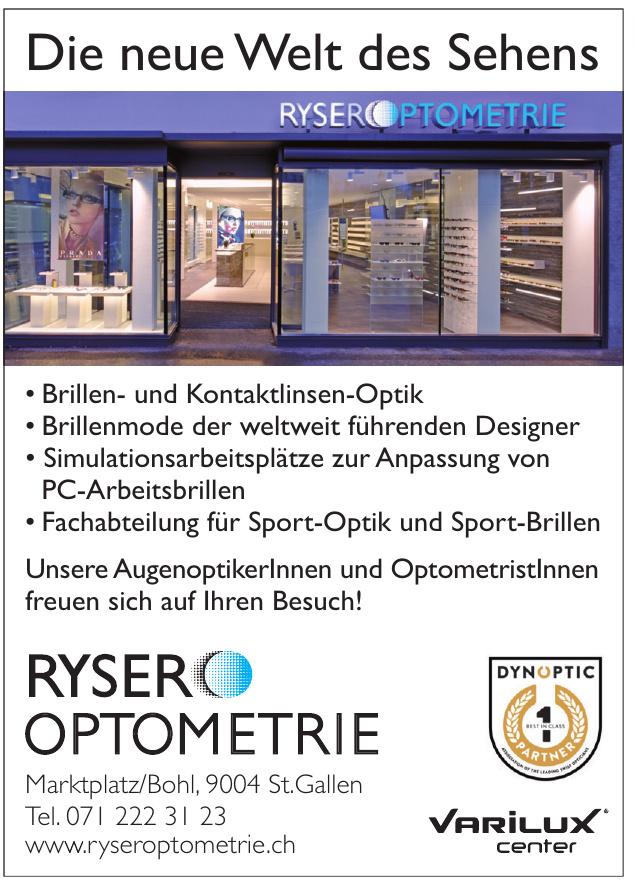 Ryser Optometrie