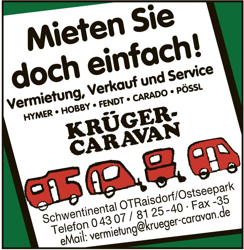 Krüger-Caravan