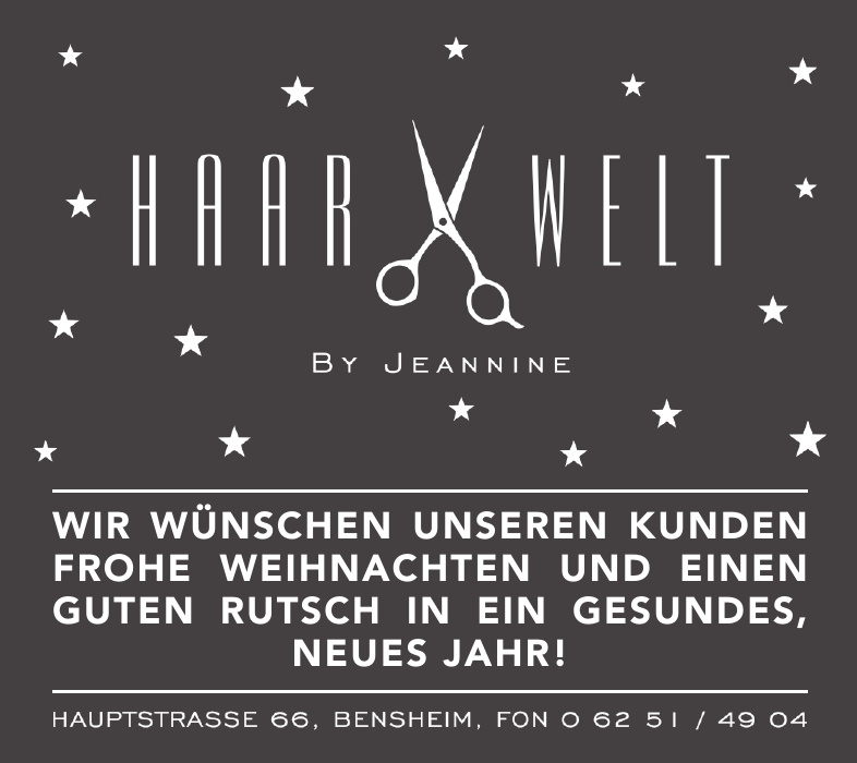Haar Welt by Jeannie