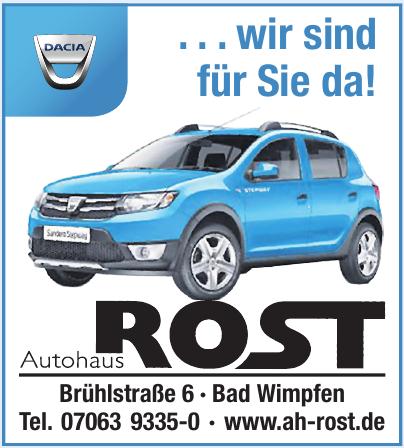 Autohaus Rost