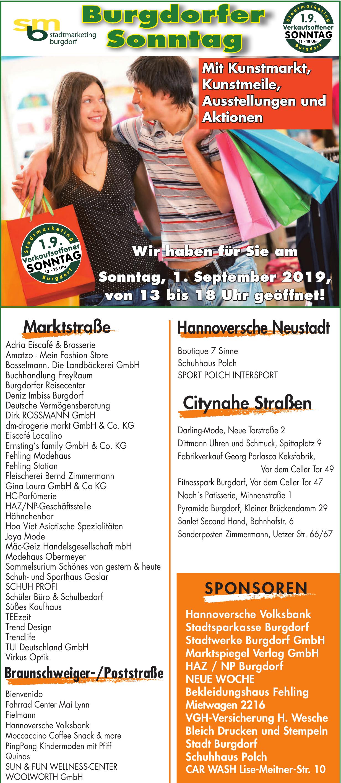 Burgdorfer Sonntag