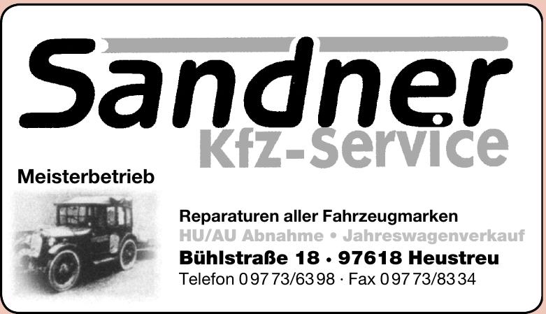 Sandner Kfz-Service