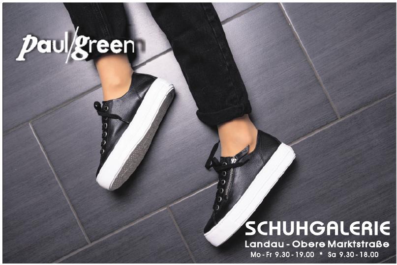 Schuhgalerie Paul Green