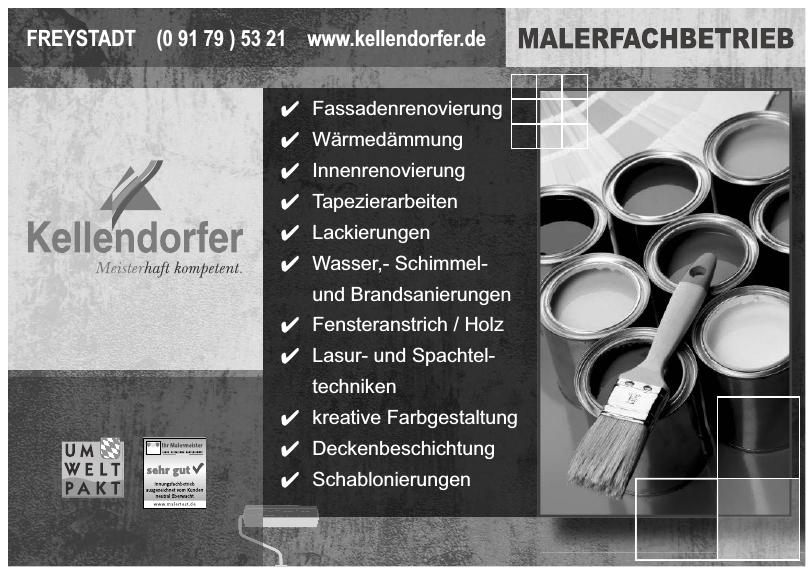Kellendorfer Malerfachbetrieb