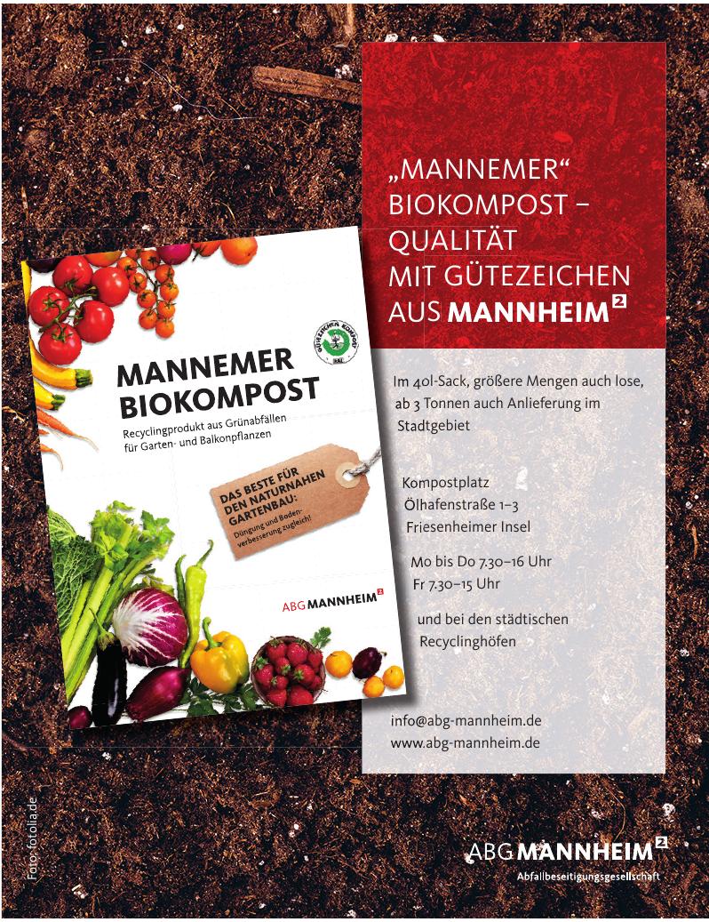 ABG Mannheim Abfallbeseitigungsgeselschaft