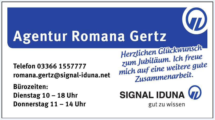 Agentur Roman Gertz