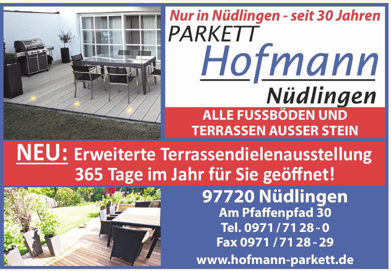 Parkett Hofmann