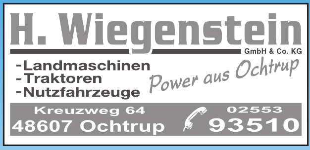H. Wiegenstein GmbH & Co. KG