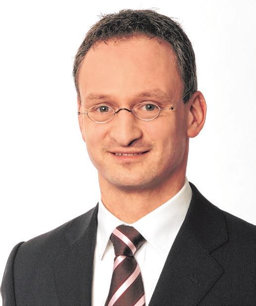Rechtsanwalt Axel Steffen Fachanwalt für Familien- und Arbeitsrecht Foto: wb