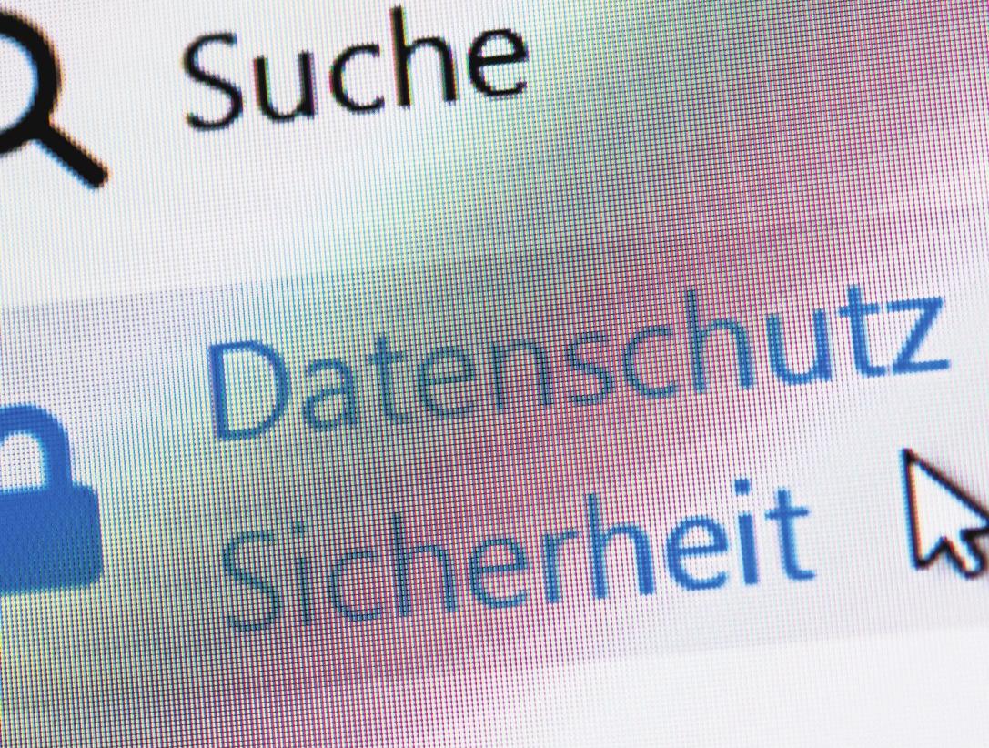 Die neue Datenschutzgrundverordnung hat eine Fülle neuer Vorschriften für den Daten- und Verbraucherschutz. FOTO: DPA