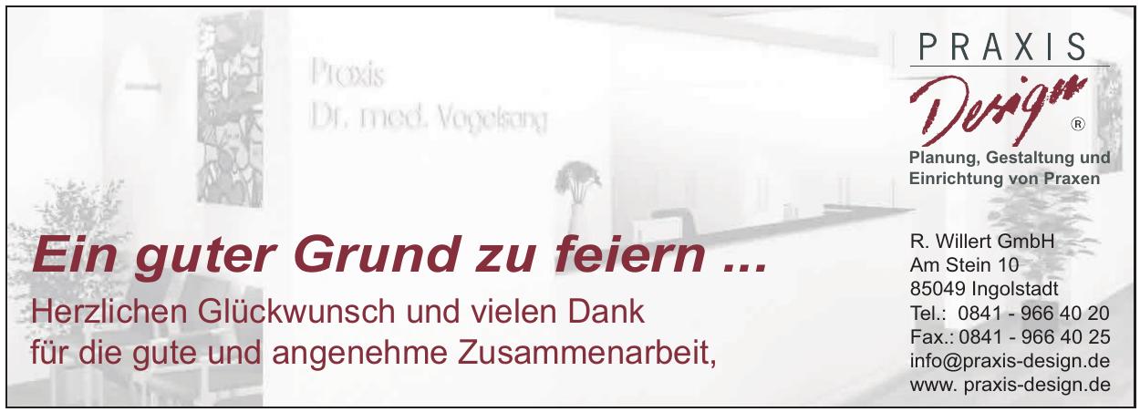 Praxis Design - R. Willert GmbH