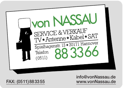 Von Nassau