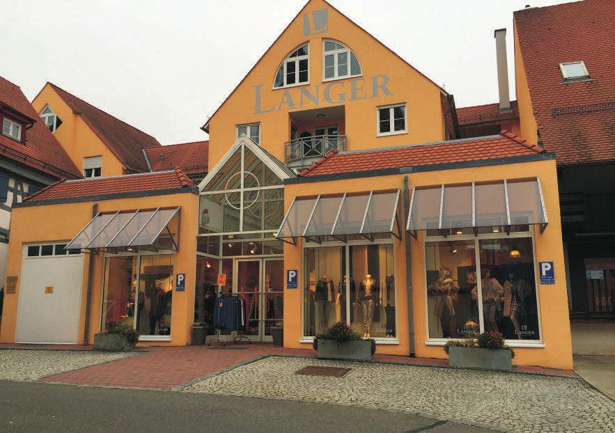 Mode Langerin Zentrum von Pfullendorf
