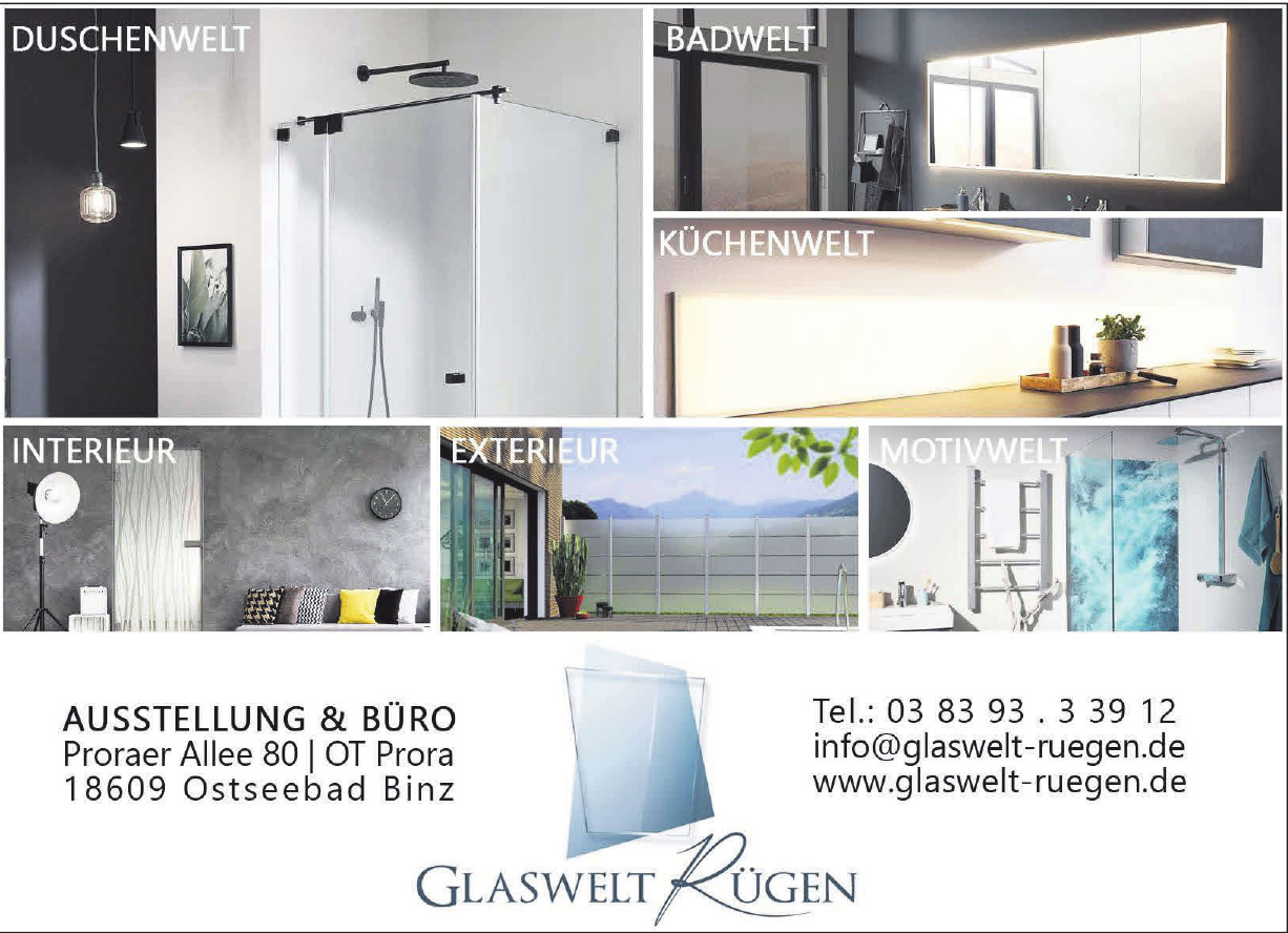 Glaswelt Rügen