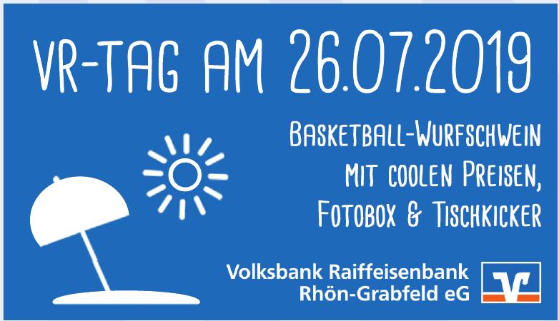 Volksbank Raiffeisenbank Rhön-Grabfeld eG