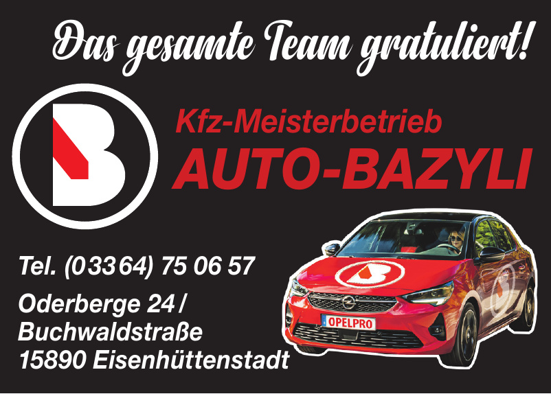 Kfz-Meisterbetrieb AUTO-BAZYLI