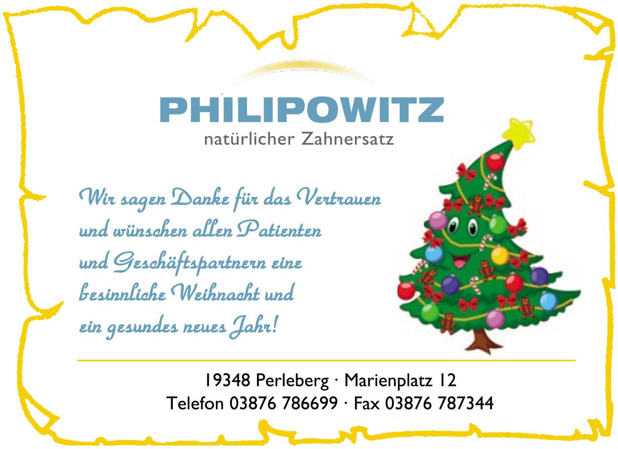 Philipowitz natürlicher Zahnersatz