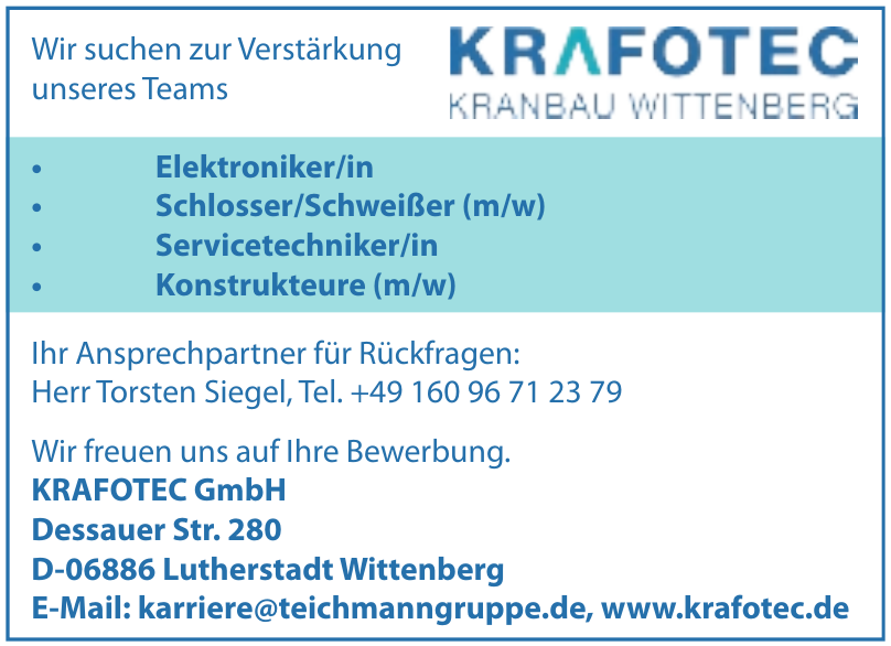 Krafotec GmbH