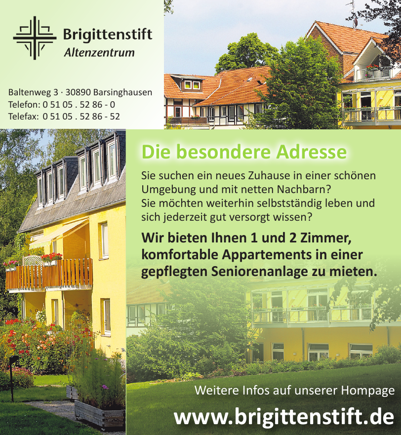 Brigittenstift Altenzentrum