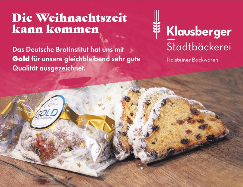 Klausberger Stadtbäckerei