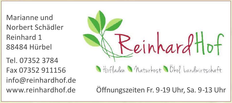 Reinhard Hof