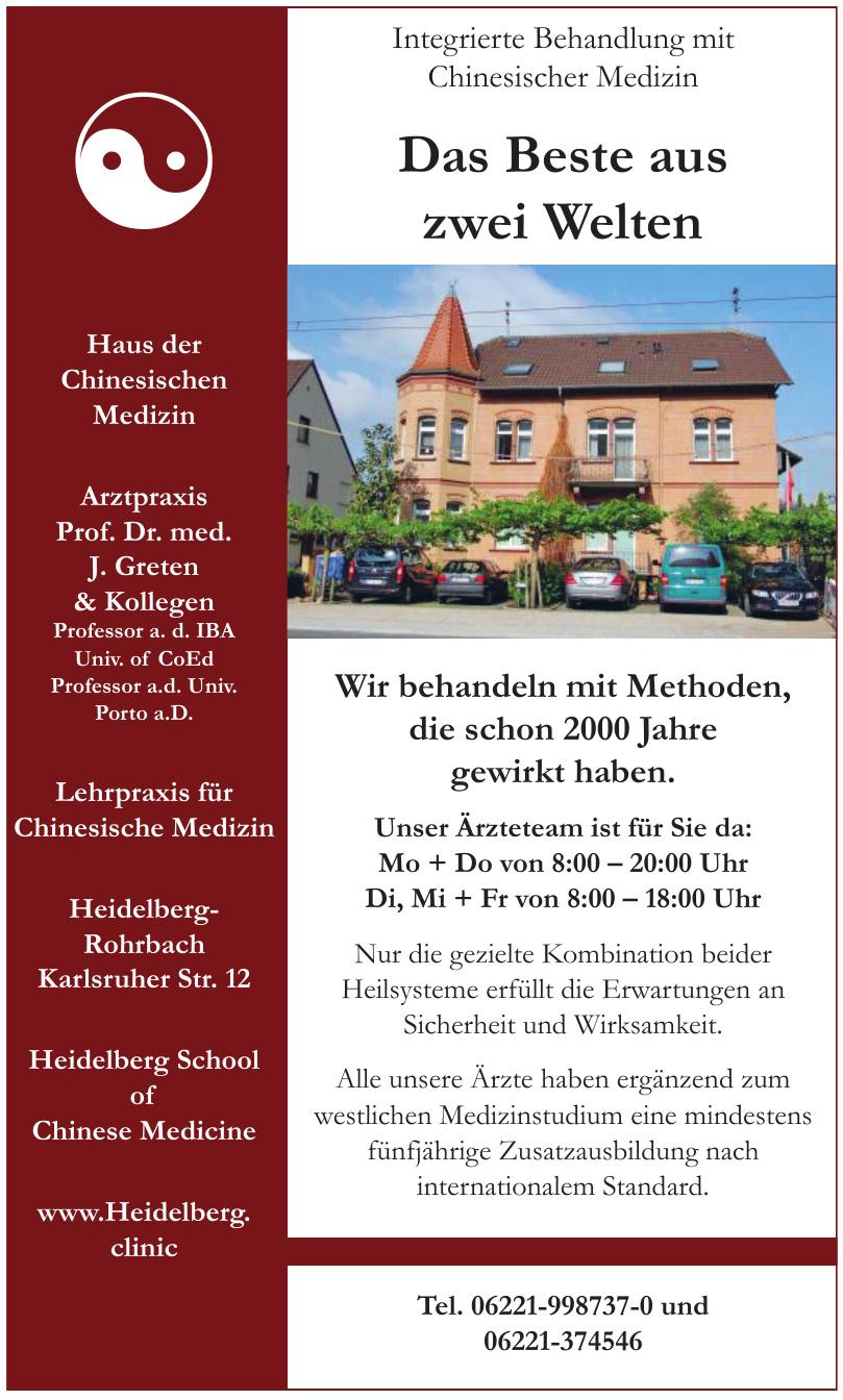 Heidelberg School of Chinese Medicine