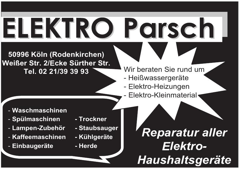 Elektro Parsch