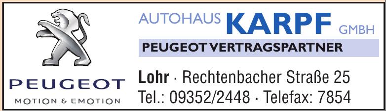Autohaus Karpf GmbH