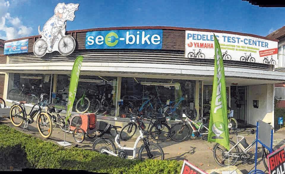 See-Bike bietet telefonische Beratungen an und repariert.
