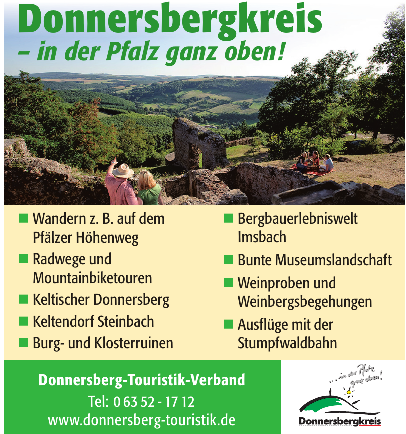 Donnersberg-Touristik-Verban