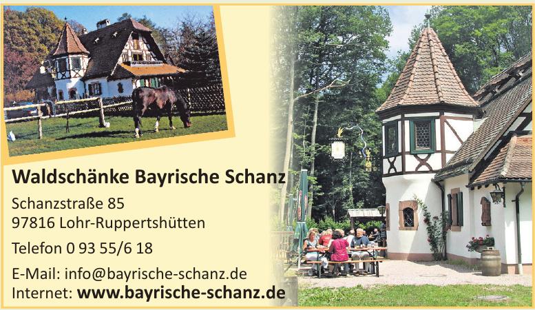 Bayrische Schanz