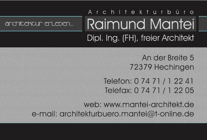 Raimund Mantei