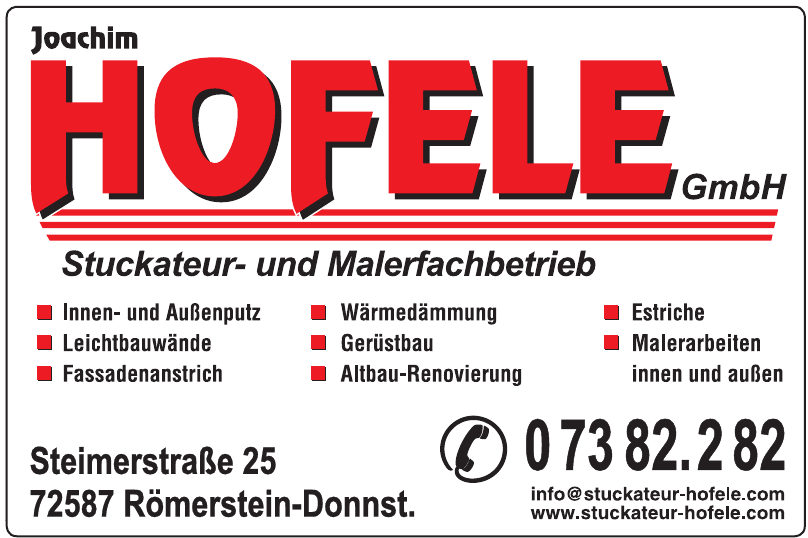 Joachim Hofele GmbH