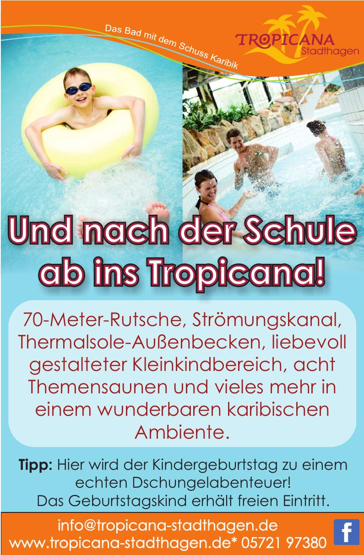 Tropicana Stadthagen