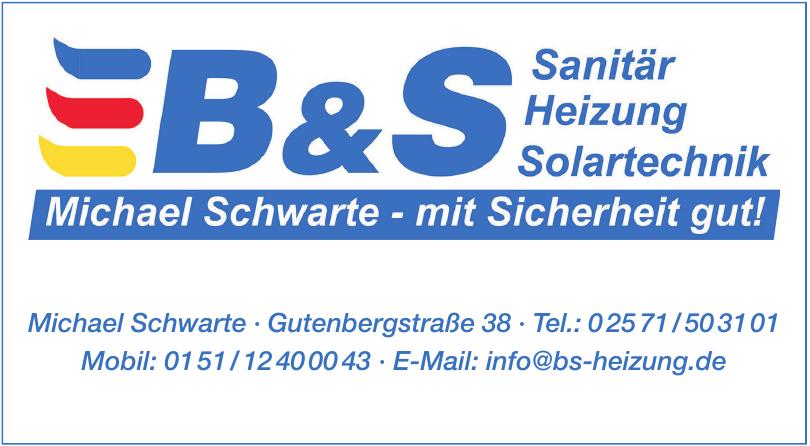 B & S Sanitär Heizung Solartechnik