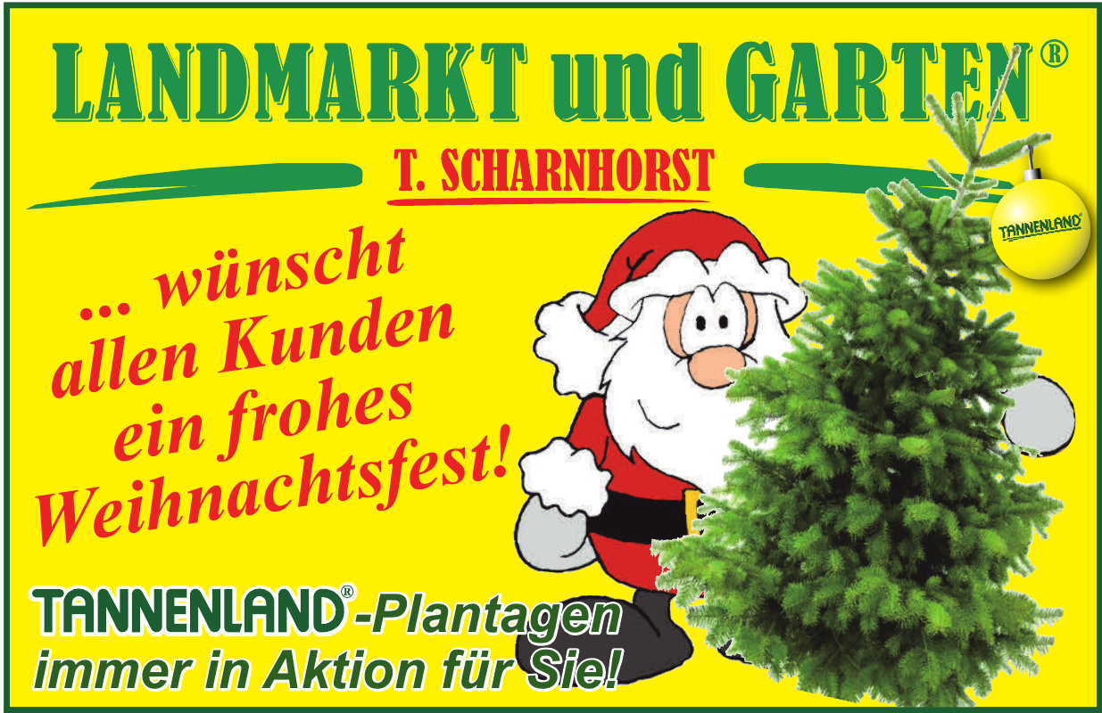 Landmarkt und Garten T. Scharnhorst